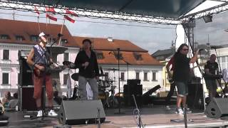 Extra Band revival-Klatovy 2015-Oáza rock