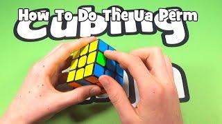 Gambar cover How To Do The Ua Permutation- PLL's Like A Ninja[Cubing Ninja]