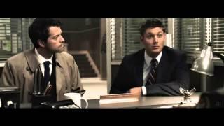 """""""Сверхъестественные агенты""""/ Supernatural agents, русский трейлер :D"""
