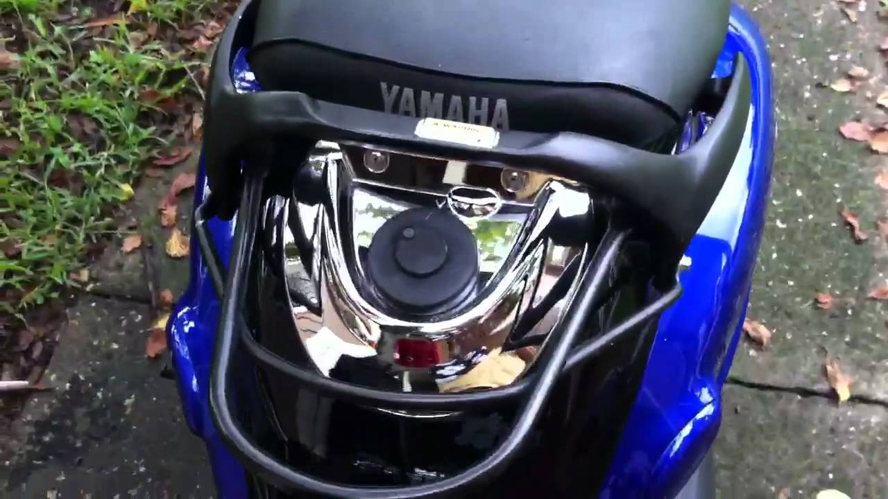 2007 yamaha vino 125 for sale orlando youtube. Black Bedroom Furniture Sets. Home Design Ideas