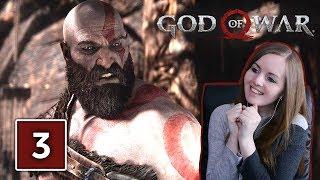 AN EPIC FIGHT! | God Of War PS4 Gameplay Walkthrough Part 3 (God Of War 4)