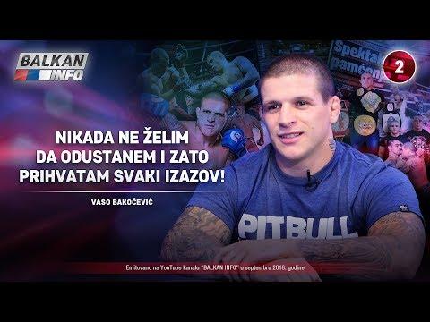 INTERVJU: Vaso Bakočević - Nikada ne želim da odustanem i zato prihvatam svaki izazov! (9.9.2018)