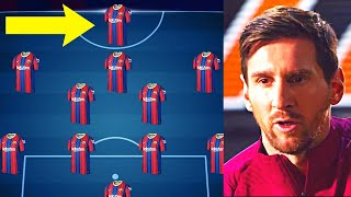 😱 MESSI is SHOCKED by BARCELONA's plans for next season! 🔥 LAPORTA WILL BUY HAALAND, LAUTARO or KANE