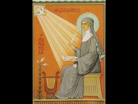 Saint Hildegard music and gregorian chant