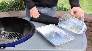 Weber Grills:smoking On Your Charcoal Grill