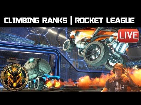 Rocket League - Climbing Ranks
