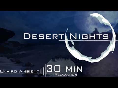 30 min of Desert Night 🎧   Crickets   Sleep   Relaxation   Meditation Ambient