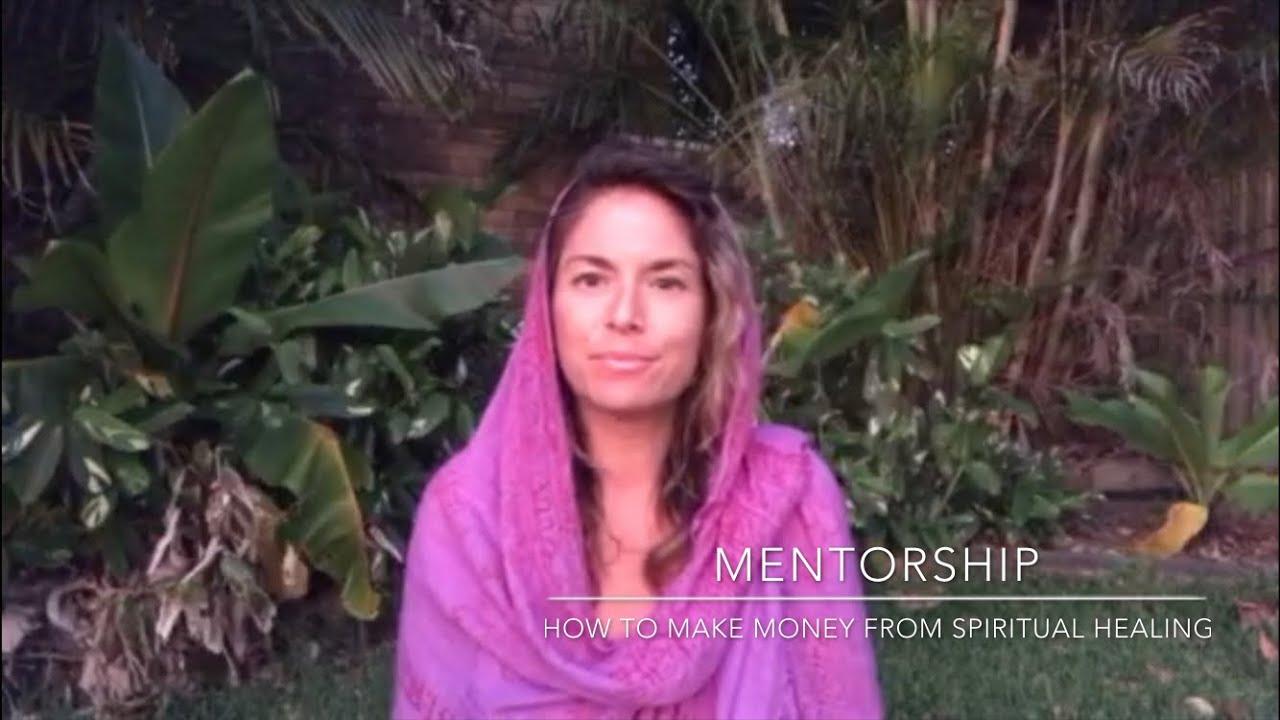 Spiritual Healing #1: Mentorship Program