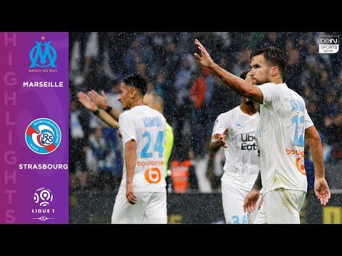 Marseille 2-0 Strasbourg - HIGHLIGHTS & GOALS - 10/20/19