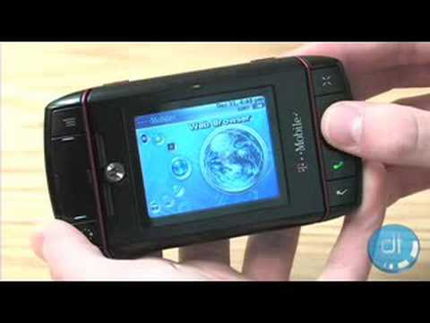 Sidekick Slide Mobile Phone Review
