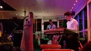 VOtre chanteuse jazz du var et son groupe de musique et musiciens MARIAGE
