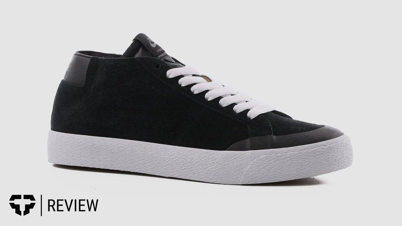 Nike SB Chukka Blazer XT Skate Shoe Review- Tactics.com