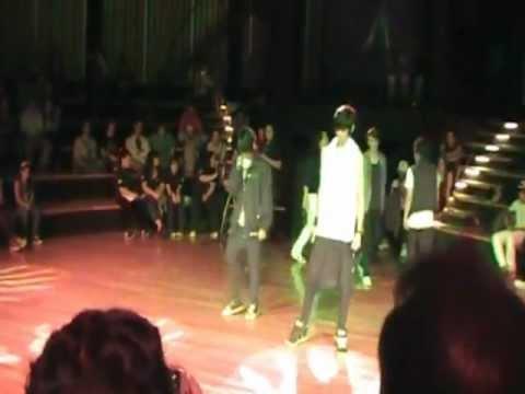 Unicomix 2012 - Mendoza - History - Exo K (cover dance)