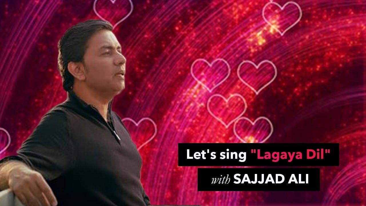 Lagaya Dil - Sajjad Ali   Official Lyrics   Latest Pakistani Songs 2018