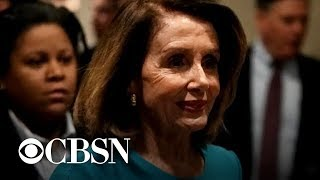 Nancy Pelosi wins support of fellow Democrats in bid to become House Speaker