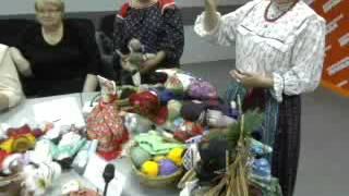 Киселёва Татьяна - Шитая крестьянская кукла