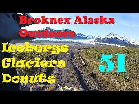 51. May Group Ride & Iceberg Donuts! - Broknex Alaska Outdoors