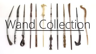 Harry Potter Wand Collection Part 1 Noble collection