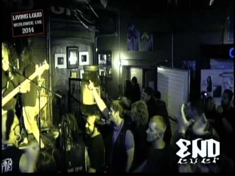 """END ever CD release party for """"Tales of the Spooky Thunderfish"""" LIVING LOUD 2014"""
