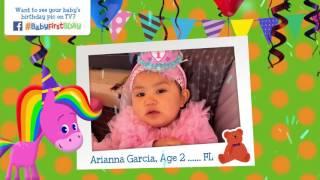 BabyFirst BDay - November BDay - 5 -  Oscar, Giulia, Sara, Charlotte, Arianna,  Leilani. Matthew,