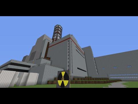 Minecraft - Chernobyl 1985 Map