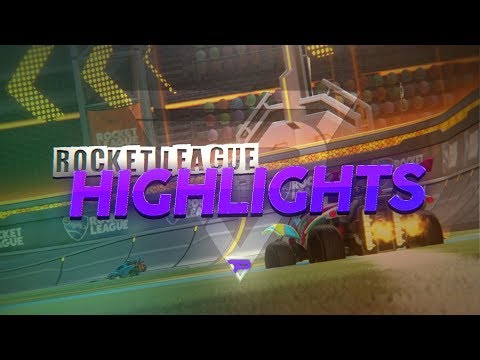 Rocket League Highlights / My Craziest Double Reset    - YouTube