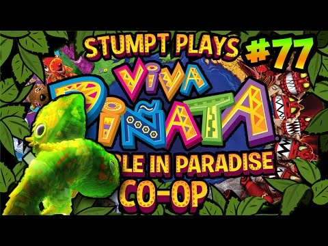 Viva Pinata: Trouble in Paradise - #77 - Geckies in the Moon Light
