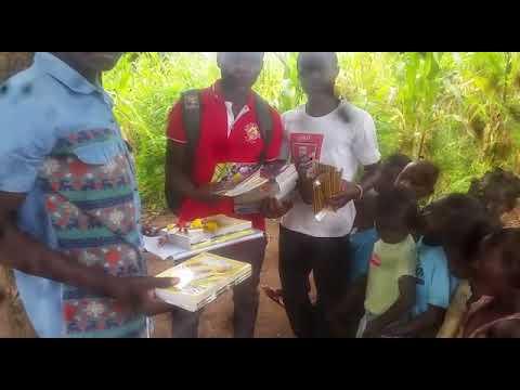 MATERIAL ESCOLA EM MOÇAMBIQUE AFRICA