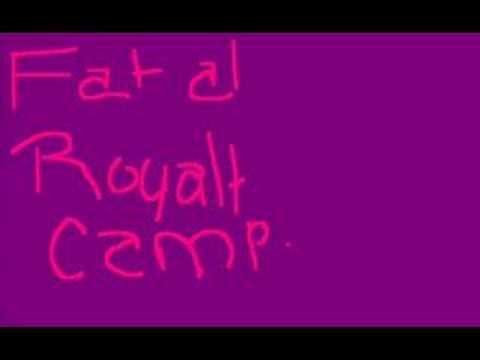 Fat al royalt camp:babymama