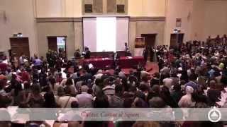 CDR Convegno-Pellegrinaggio 2014: Cantate al Signore