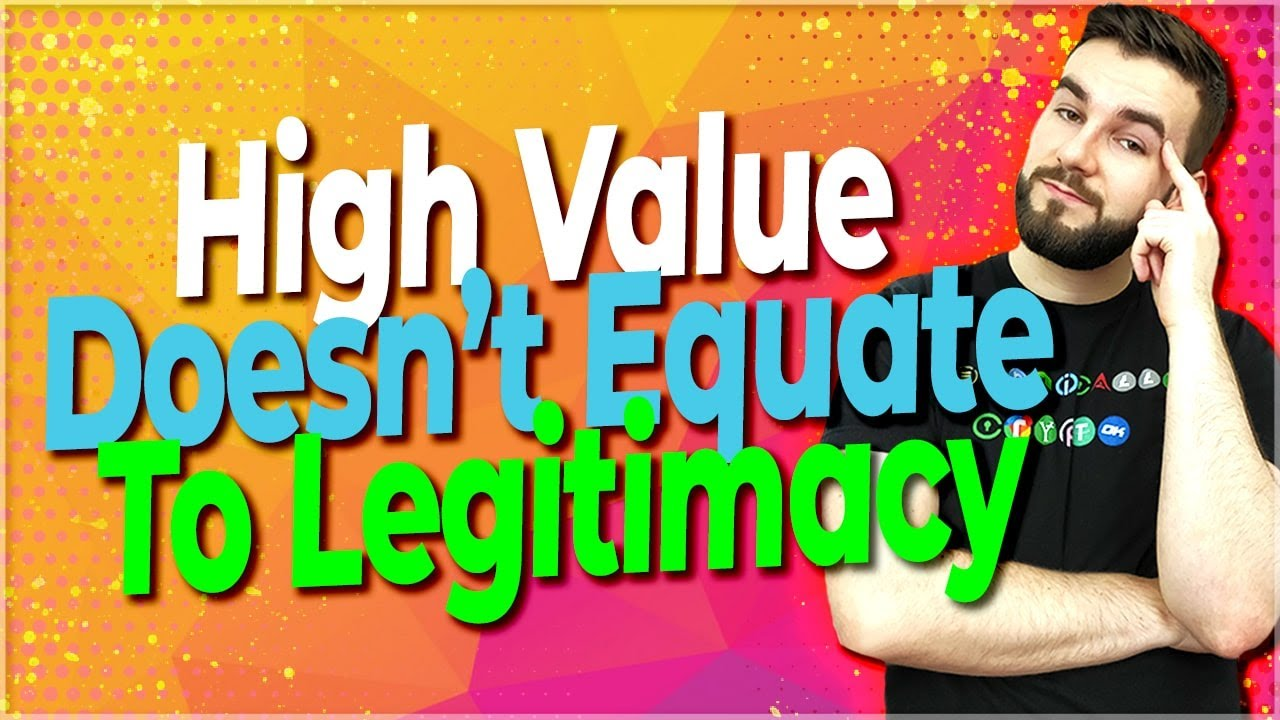 ▶️ High Value Doesn't Always Equate To Legitimacy | EP#369