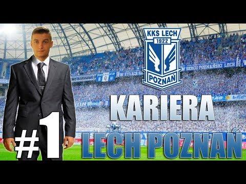 FIFA 18 | KARIERA LECH POZNAŃ # PIERWSZE TRANSFERY!