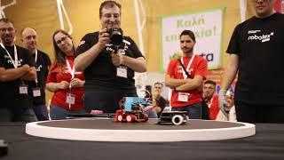 Robotex Cyprus 2018 - Mini SUMO