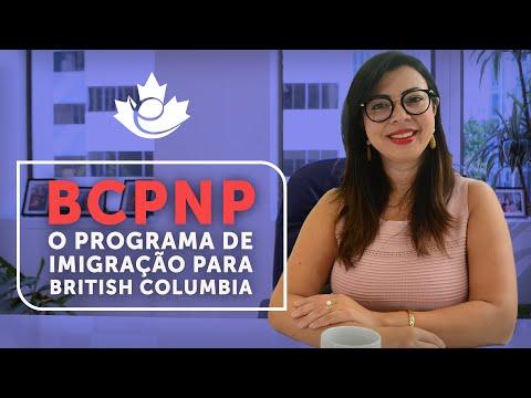 CONHEÇA O PROGRAMA DE IMIGRAÇÃO PARA PROVINCIA DE BRITISH COLUMBIA | BCPNP | IMIGRE PARA VANCOUVER!