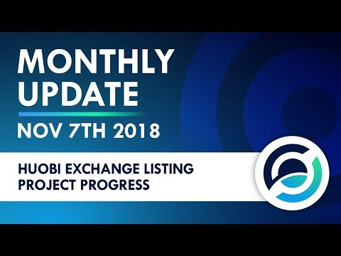 Horizen Live Stream 7 Nov 2018 - Community Activity and Team Updates