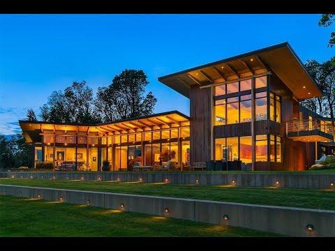 Captivating Architectural Marvel in Vashon, Washington | Sotheby's International Realty