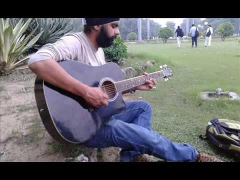 Pyar Deewana hota hai karaoke cover by Jaideep Singh