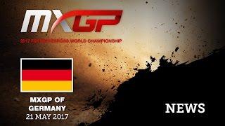 News Highlights_MXGP of Germany 2017 #Motocross