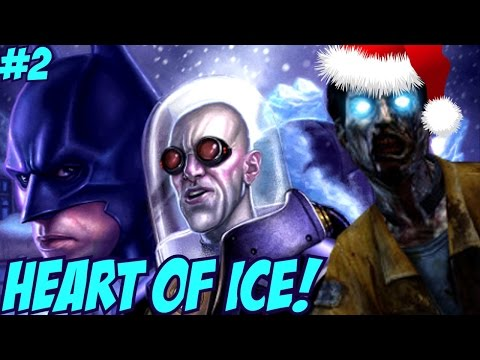 """BATMAN EASTER EGG & BUYABLE ENDING!"" - Custom Zombies ""HEART OF ICE"" FINALE!"