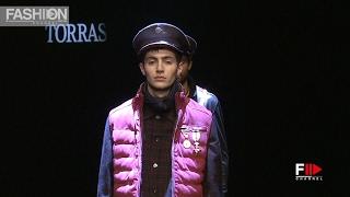 TORRAS 080 Barcelona Fashion Fall Winter 2017 2018 by Fashion Channel