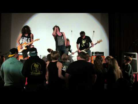 The Day After - The Year (Live - Gibson Theatre) (Featuring Alec Harter of Follow Me Forward)