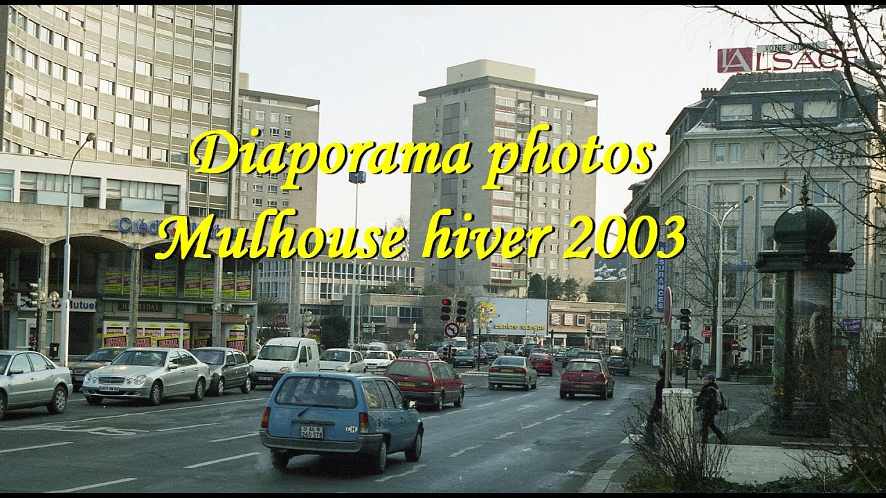Mulhouse en hiver 2003 diaporama photos youtube for Porte jeune mulhouse