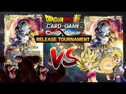 Mecha Apes vs Mecha Veggies Dragon Ball Super Card Game Final Cut
