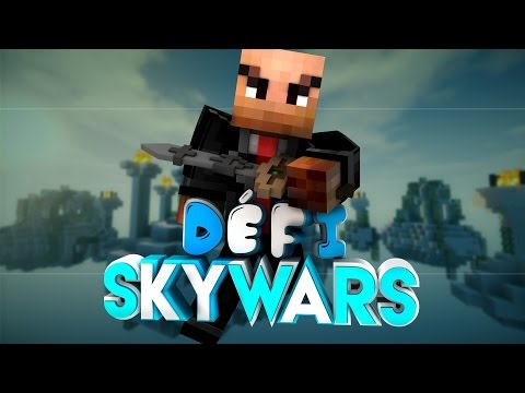 Défi #33 : Gagner un Skywars Insane sans épée/arc
