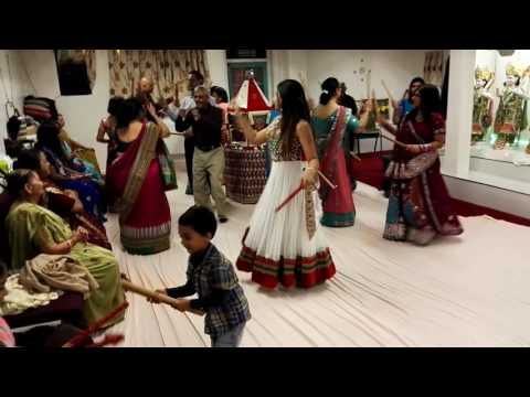 Navratri at Telford Temple - 2016 - 20161001 212202