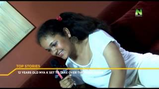 E-XTRA SPECIAL: 12 Years old British/Nigerian Artiste MYA K Set To take over The Music Scene