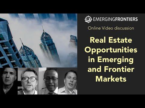 Real Estate in Emerging and Frontier Markets