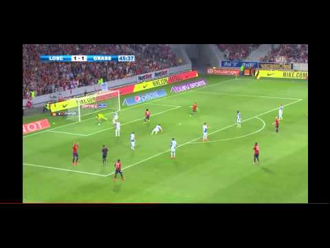 MATCH HIGHLIGHTS OSC LILLE VS GRASSHOPPER CLUB ZÜRICH 1:1|CHAMPIONS LEAGUE QUALIFICATION