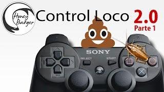 Reparando Control Loco PS3 V2.0
