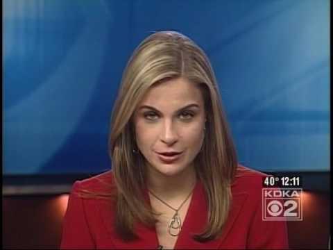 Marques White Produces KDKA TV News at Noon (Sample 2)